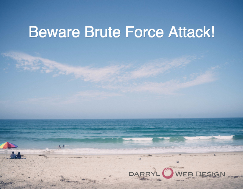 Don't be a Victim of WordPress Brute Force Attack